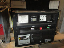 Square D SEF364000LSS2D4, 4000 AMP Circuit Breaker- RECON w/ TEST REPORT