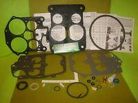 Carburetor Rebuild Kit Rochester Quadrajet 80 Chevy 85-89 Chevy Truck