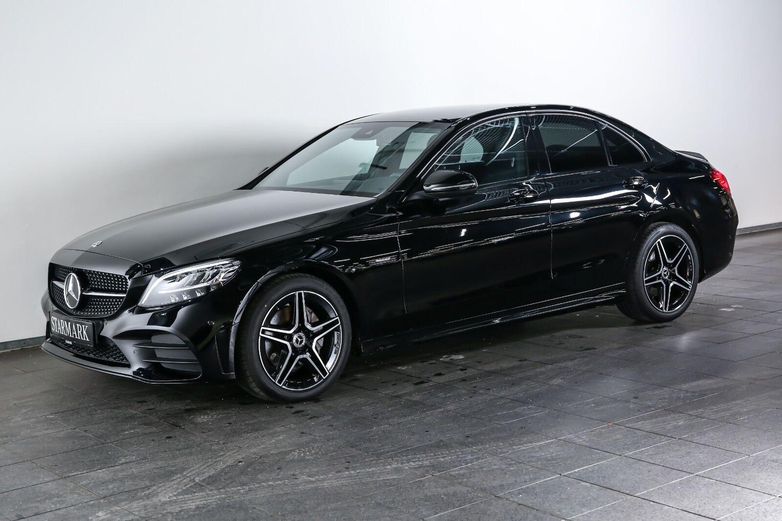 Mercedes-Benz C220 d 2,0 AMG Line aut.