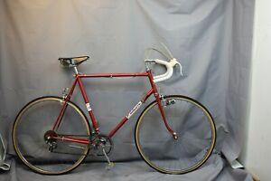 1973-Falcon-Black-Diamond-Vintage-Road-Bike-XXLarge-64cm-Ernie-Clements-Charity