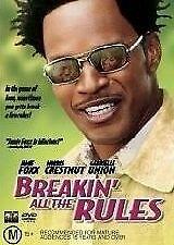 1 of 1 - Breakin' All The Rules (DVD, Region 4) Jamie Foxx - Brand New, Sealed