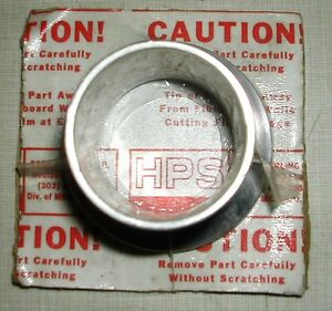 Mks HPS Flange Long Weld SS NW40 New