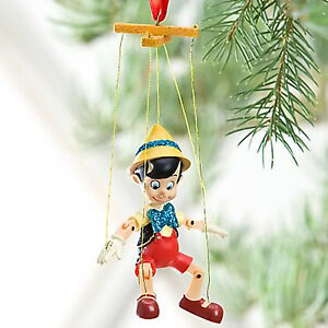image is loading disney marionette pinocchio christmas tree ornament