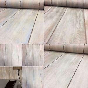 Wood-Effect-Wallpaper-Grains-Boards-Planks-Paste-The-Wall-Vinyl-Koziel-3-Colours