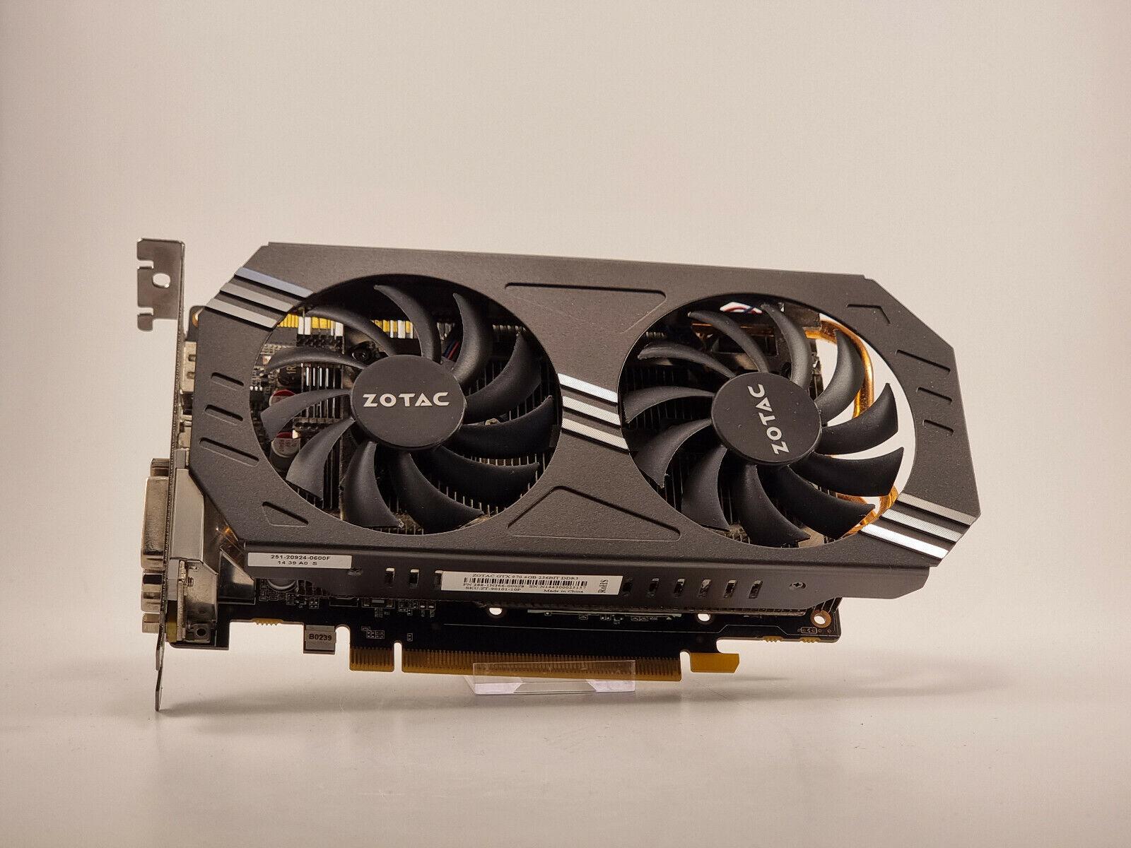 ZOTAC NVIDIA GTX 970 4GB DDR5 Graphics Card
