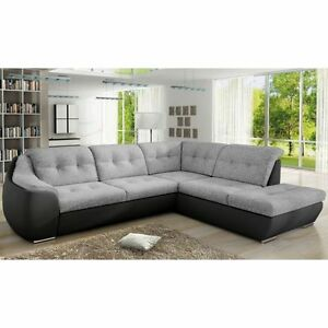 Image Is Loading Corner Sofa Bed Galaxy D Bargain With Storage