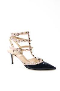 Valentino Rockstud Studded Heels | Fashion Runway