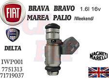 Weber Benzina Carburante Iniettore FIAT BRAVO BRAVA MAREA PALIO LANCIA DELTA iwp001 NUOVO