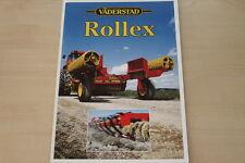 158129) Väderstad Rollex Prospekt 06/2003