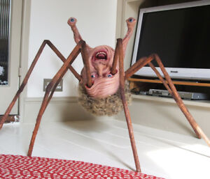 life-size-1-1-scale-THE-THING-NORRIS-SPIDER-alien-posable-replica-prop-star-wars