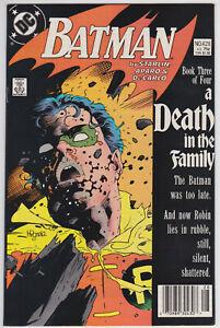 Batman-428-NM-9-2-Jim-Starlin-Death-In-The-family
