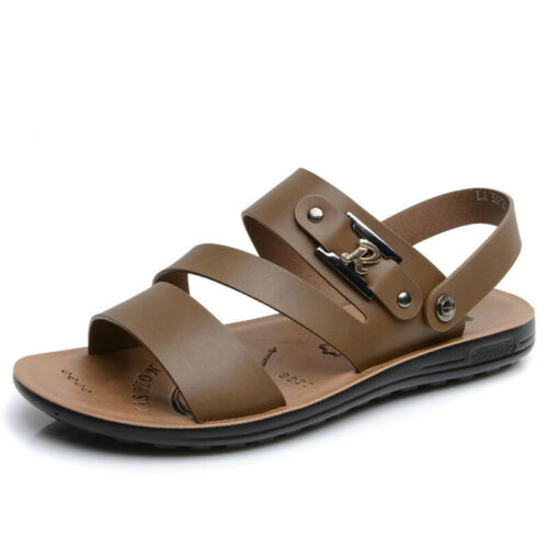 Mens Summer  Beach Outdoors Casual Sandals Shoes Plus Size Chic