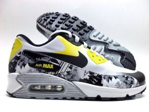 Details about NIKE AIR MAX 90 PRM DB DOERNBECHER OREGON DUCK WOMEN'S 10MEN'S 8.5 [838767 100]