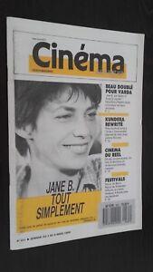 Rivista Settimanale Cinema N°431 Del 2 Au 8 Mars 1988