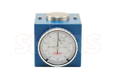 Digital Magnetic Z Axis Tool Dial Zero Pre Setter Gage Offset CNC Metric Inch