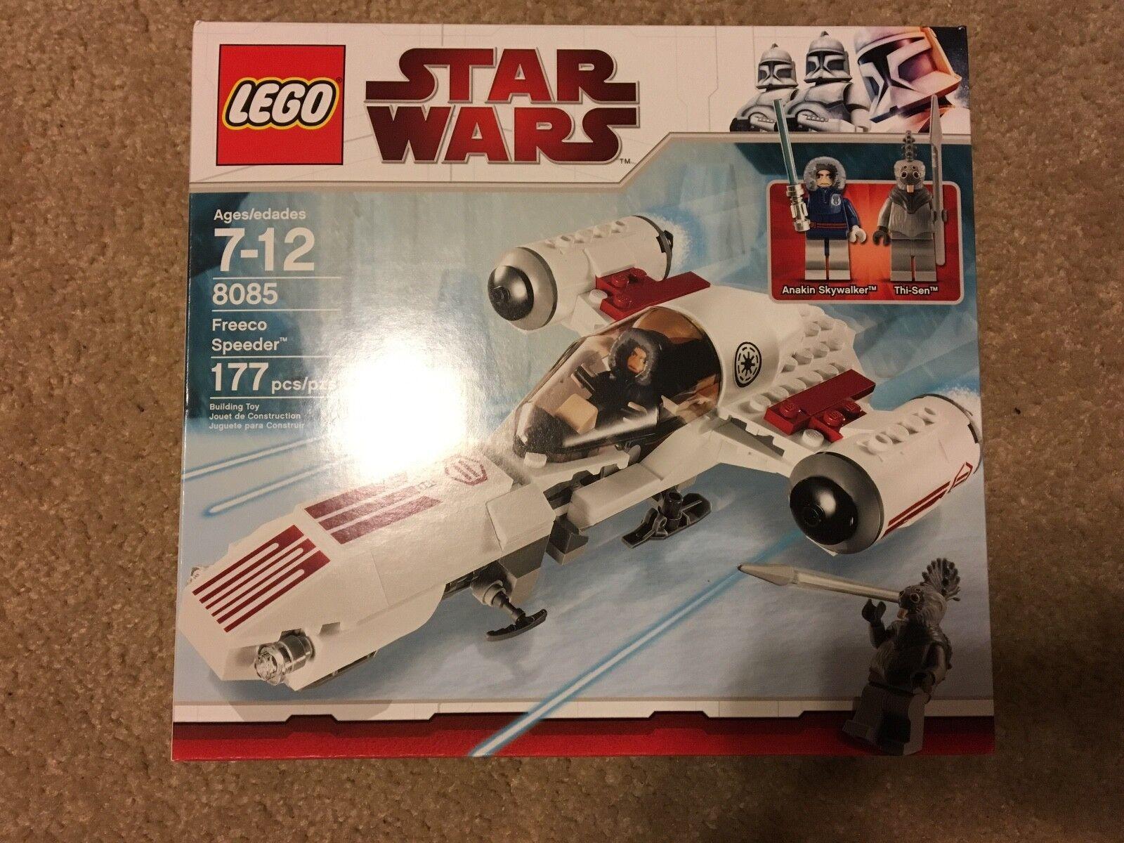 RARE  retraité  LEGO 8085 Star Wars Libreco Speeder  Neuf Scellé  avec 100% de qualité et 100% de service