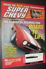 SUPER CHEVY MAGAZINE NOVEMBER 2003 - 140 PAGES