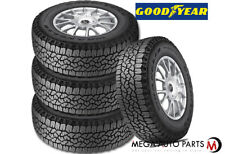 4 Goodyear Wrangler TrailRunner AT 235/75R15 105S 55K Mile All Terrain Tires