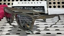 64bd70c524dc item 3 New Oakley 9013-b655 FROGSKINS Sunglasses Matte Clear Woodgrain w  Black  Iridium -New Oakley 9013-b655 FROGSKINS Sunglasses Matte Clear Woodgrain w   ...
