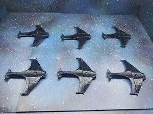Space Above And Beyond Complete 58th Squadron  1/144 model