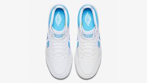 Converse Fastbreak x Jordan UNC size 7.5 North Carolina. White Blue. 917931-900.