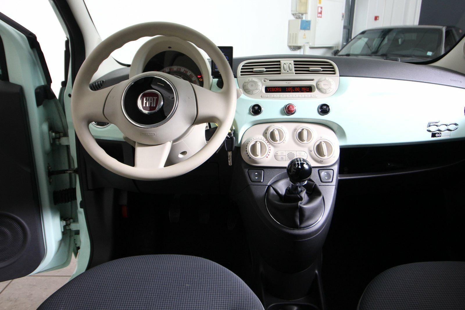 Fiat 500 Go Mint