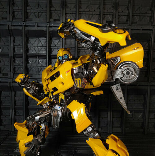 Deformazione oversize in lega Bumblebee Robot Action Figure 11 POLLICI SENZA SCATOLA