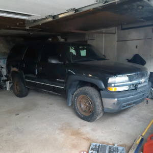 2003 tahoe 4.8 4x4 best for parts