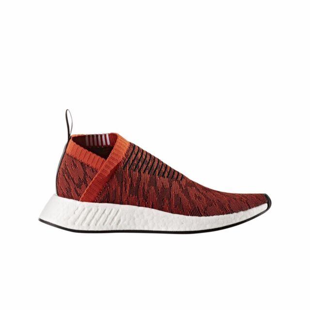 Adidas nmd cs2 città sock pk primeknit glitch raccolto rosso by9406 dimensioni