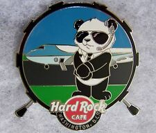 HARD ROCK CAFE WASHINGTON DC SECRET SERVICE AGENT PANDA BEAR PIN # 84902