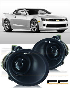2014 2015 chevy camaro 3 6l v6 clear lens projector fog light lamp zl1  camaro fog lights details about 2014 2015 chevy camaro 3 6l v6 clear lens  projector