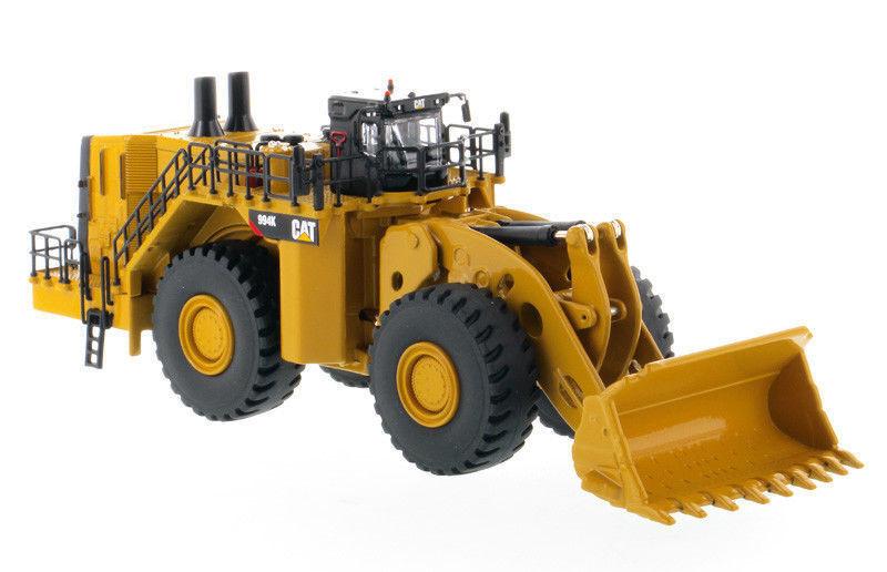 1 125 dm Caterpillar Cat 994K Rueda Cargador Elite Diecast