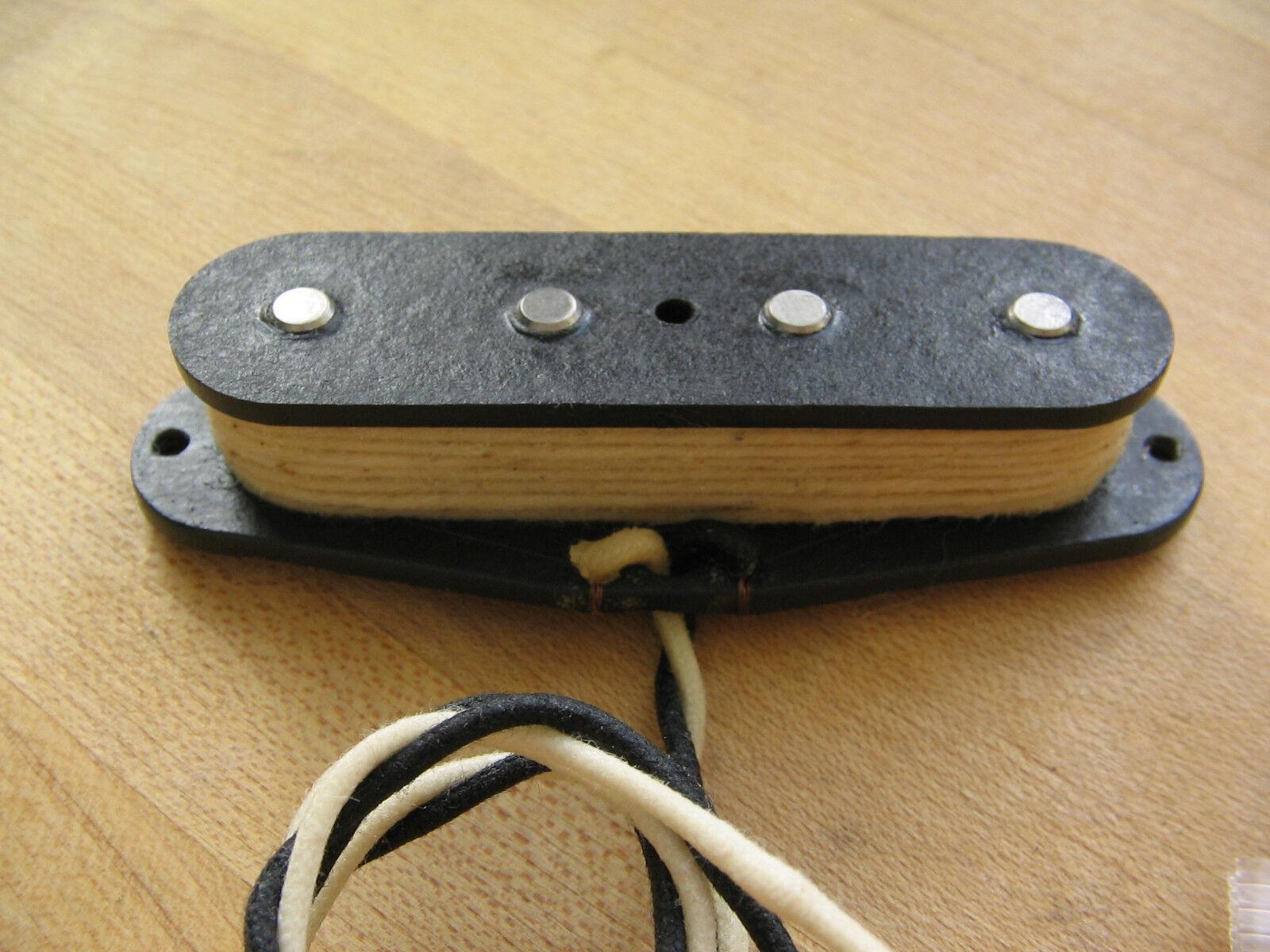 Dawgtown Mano Crafted Estilo Vintage 51 P Bass Alnico 5 Tele bajo Scatter Herida