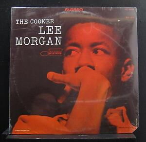 Lee Morgan The Cooker Lp New Sealed Bst 81578 Blue Note