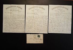 1875-Excelsior-House-letterhead-letter-with-envelope