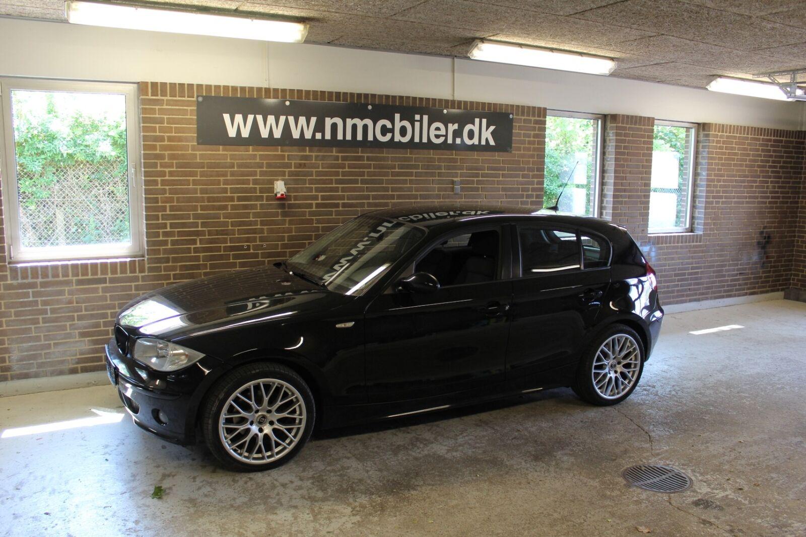 BMW 116i 1,6 Advantage 5d - 39.800 kr.