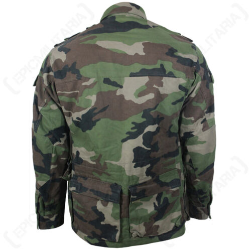 Army Surplus Coat Shirt Woodland Camo Original M97 Slovakian Camo Field Jacket