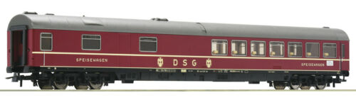 Roco 54453 Schnellzug-Speisewagen Bauart WR4üm-64 der DB Ep.III NEU OVP