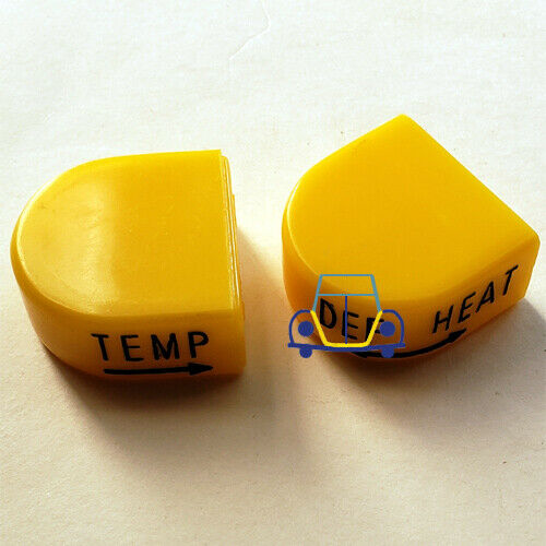 VW Beetle//Ghia//Type 3 Heater-Defroster 72//74 Temperature Control Knob