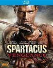 Spartacus Vengeance 0013132524399 Blu-ray Region a