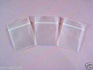 100-Thick-Ziplock-Poly-Reclosable-Zipper-Bags-4-Mil-1-2-034-x-1-5-034-30-x-40mm