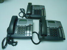 Inter-Tel 8520 (SET OF 3) Display Business Office Phone NO POWER ADAPTER