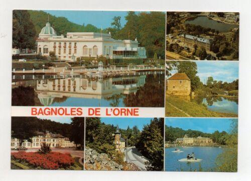 Cartes postales Orne - 61 BAGNOLES DE L'ORNE J1252