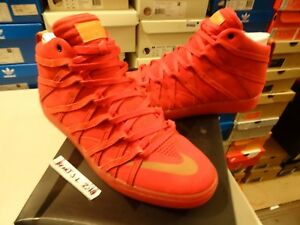 1f54fe579385 NEW Nike KD 7 VII NSW Lifestyle QS Challenge Red Suede October ...