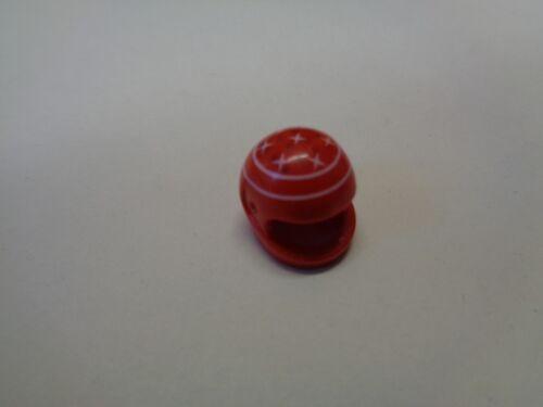 Choose Color LEGO Accessoire Minifig casque helmet headgear 2446 30124 88415
