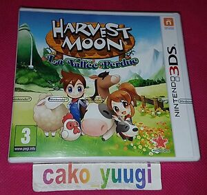 HARVEST-MOON-LA-VALLEE-PERDUE-NINTENDO-3DS-NEUF-VERSION-100-FRANCAISE