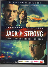 JACK STRONG  DVD 2014POLISH POLSKI
