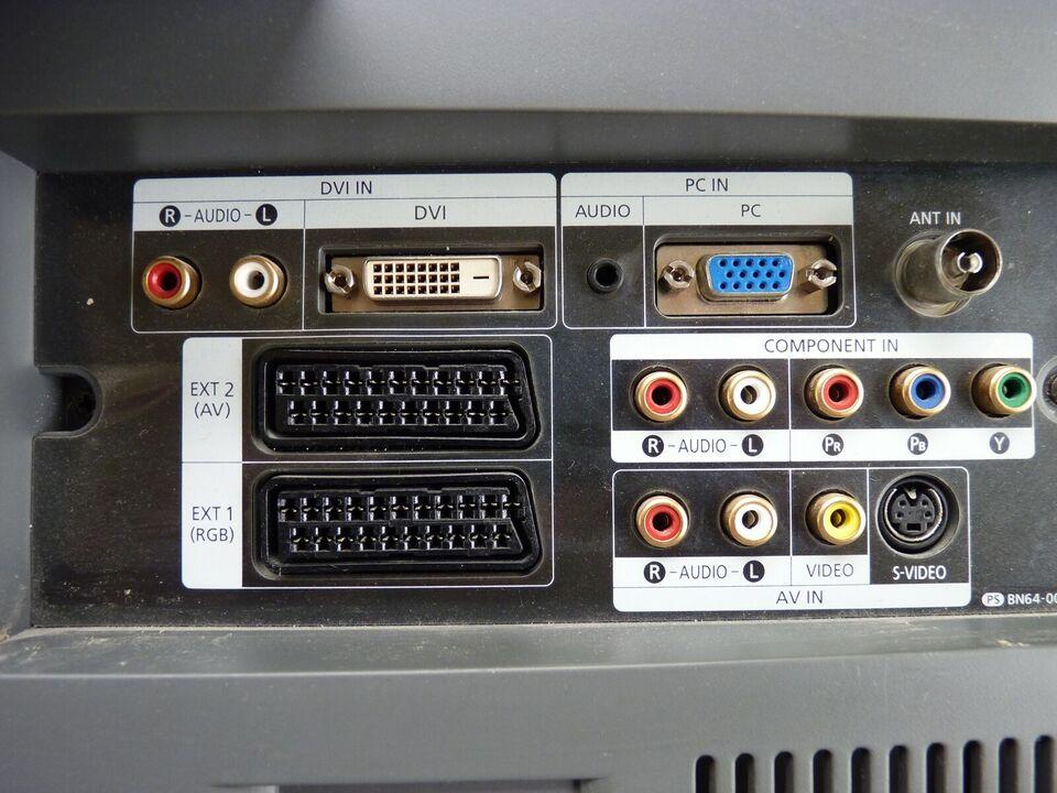 LCD, Samsung, LE23T51B