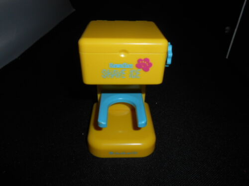 American Girl Doll SHAVE ICE MAKER Kanani for shaved ice stand set