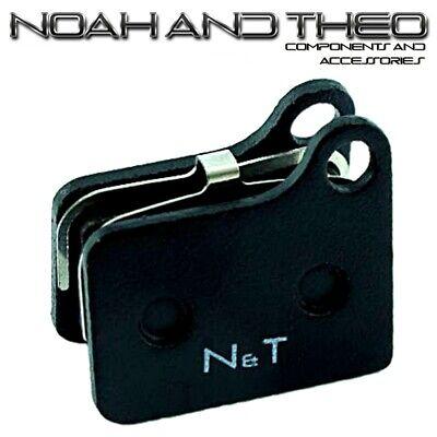 N/&t Shimano Deore BR M555 M556 C901 Nexave M02 Semi-Metallic Disc Brakes